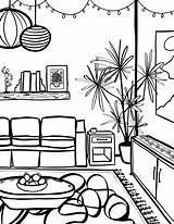 Coloring Printable Maci Lane Moment sketch template
