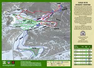 Breckenridge Nordic Center Trail Map