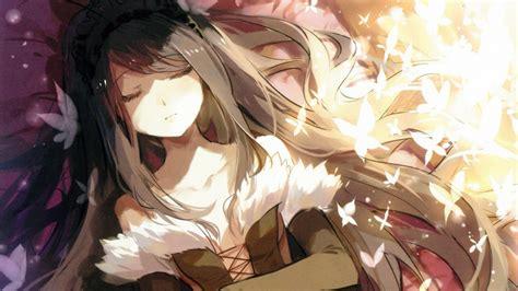 Masaüstü Anime Girls Uyuyor 1920x1080 Piksel Mangaka 1920x1080 Coolwallpapers 580714