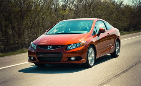 It was a big step backwards, losing its premium feel and enjoyable nature. 2012 Honda Civic Si Coupe Test - Review - Car and Driver