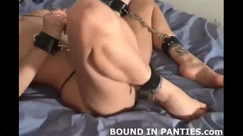 Marie Teasing Dana While Shes Tied Up And Helpless