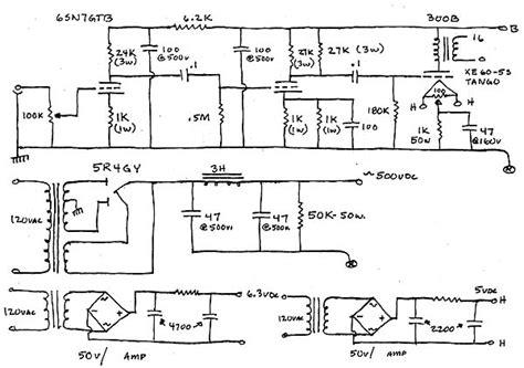 lifier schematic 48k