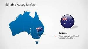 Ppt Australia Map Template