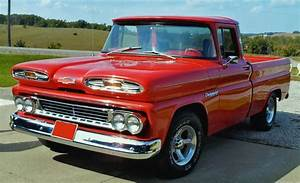 1960 Chevrolet Apache Fleetside Pickup - Barrett-jackson Auction Company