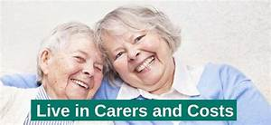 Live In Carer Costs