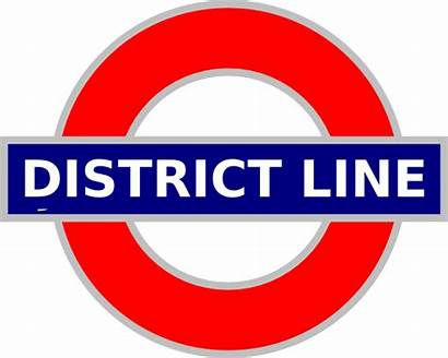 District Line Clip Clker Clipart Cliparts