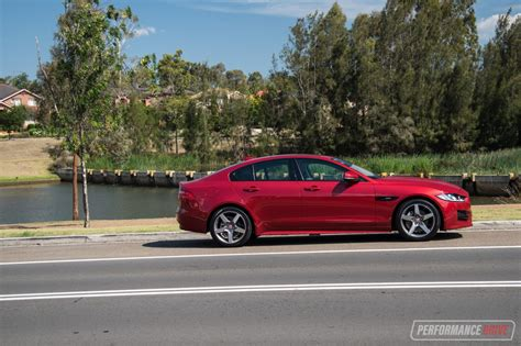 2018 Jaguar Xe 20d Rsport Review (video) Performancedrive