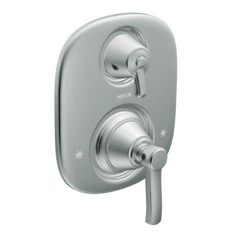 moen rothbury faucet chrome moen rothbury 2 handle moentrol transfer valve trim kit in