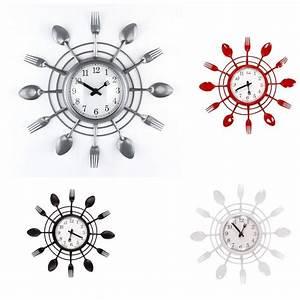 Pendule De Cuisine Moderne : pendule de cuisine moderne ~ Carolinahurricanesstore.com Idées de Décoration