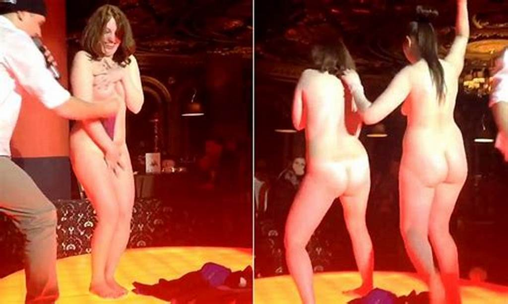 #Women #Are #Filmed #Stripping #Naked #In #The #Middle #Of #A
