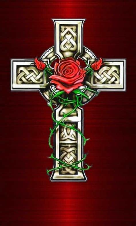 celtic cross wallpaperby artist unknown beautiful