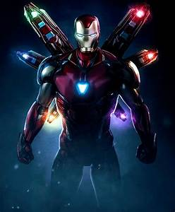 Iron, Man, Avengers, End, Game