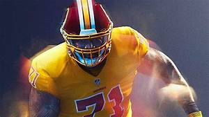 Color Rush Redskins Rebel Against Uniforms Here39s What