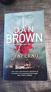 Inferno  Novela De Dan Brown