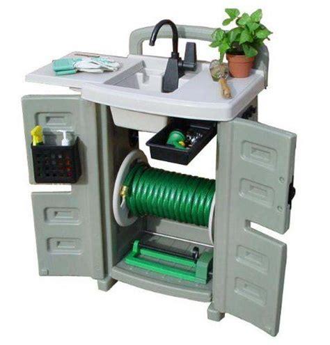 Backyard Gear Wc100 Water Station With Outdoor Sinkamazon