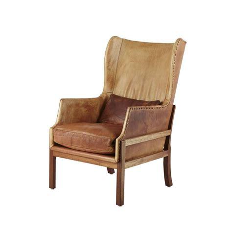 wingback chair and ottoman mogens koch mk 50 wingback chair and ottoman at 1stdibs