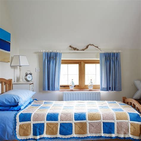 boys blue country bedroom decorating