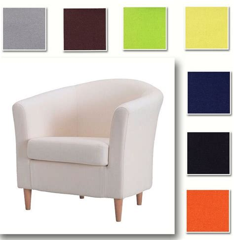 Cover Armchair by Custom Made Cover Fits Ikea Ektorp Tullsta Chair Replace