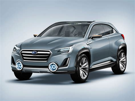 subaru viziv doors subaru viziv 2 concept car body design
