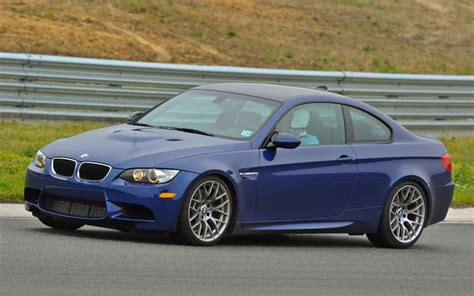 2011 Bmw M3 Frozen Grey Coupe  First Look Automobile