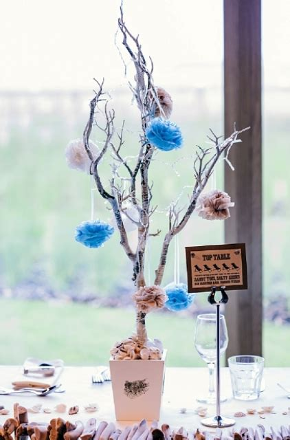 creative  floral wedding centerpieces weddingomania