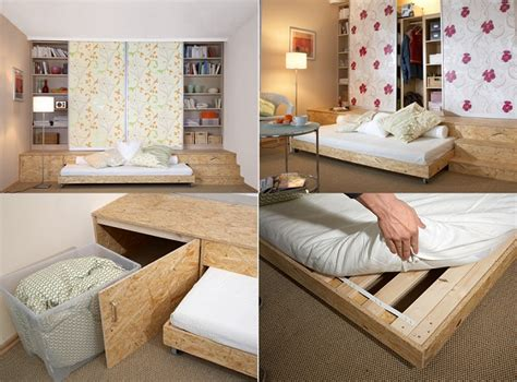 Practical Solution For Small Apartments