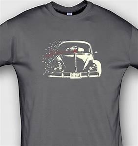 Vw T Shirts : classic bug t shirt vw beetle artwork aircooler tshirt ~ Jslefanu.com Haus und Dekorationen