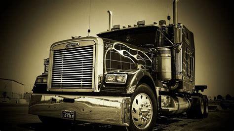 18 Wheeler Semi Truck Wallpaper by Semi Truck Wallpaper 183 Wallpapertag