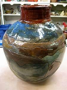 Lindacowardpottery, Landscape, Pots, At, Brookside, Pottery, Tulsa