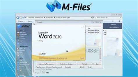 Easy Document Management Software Demo