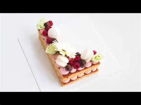 alphabet letter  cake decorating youtube