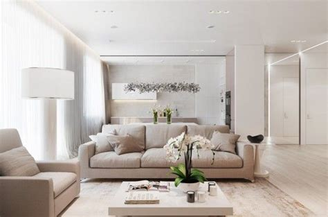 A Chic Pair Of Interiors With Neutral Design by Pin On Living Room Ideas