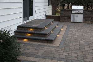 inspired led outdoor lighting stair lighting patio With outdoor lighting for stone steps