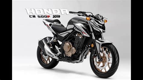 Model Cb by New 2019 Honda Cbr500f Concept 2019 Honda Cbr500f