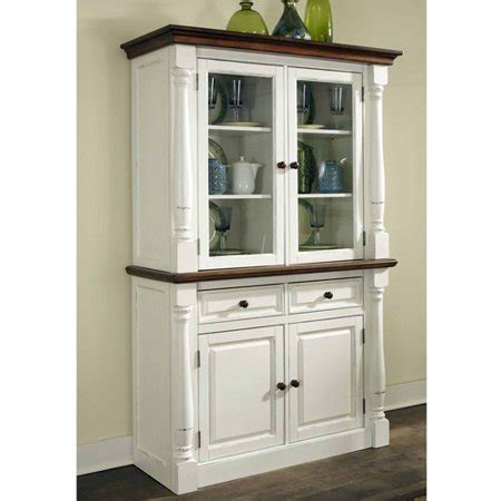 china cabinet walmart home styles monarch china cabinet white oak walmart