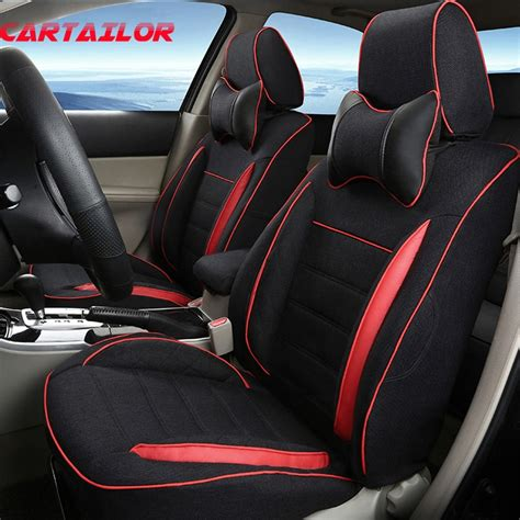 cartailor flax car seat cover fit  jeep wrangler cover
