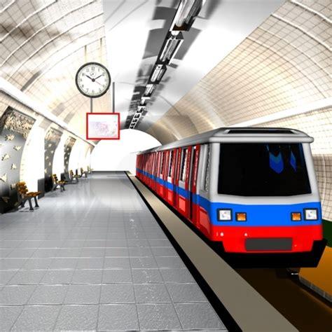 Cartoon Subway Station 3d Model $19  Max Obj Oth Fbx