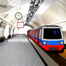 Cartoon Subway Station 3d Model $19  Max Obj Oth Fbx