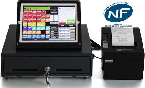 ShopCaisse une caisse enregistreuse pour iPad certifiée NF525