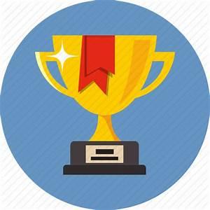 Award, best, ceremony, prize, ribbon, trophy, winner icon ...