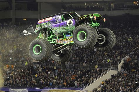 monster trucks grave digger giveaways kidologie events a connectologie production