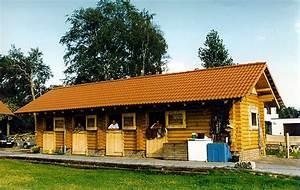 Haus Bausatz Bungalow : ferienhaus aus rundbohlen vereinsheim jagdhaus maheda blockhaus ~ Whattoseeinmadrid.com Haus und Dekorationen