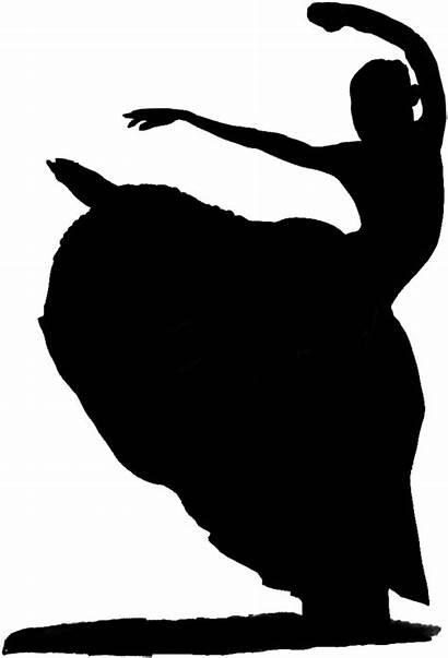 Praise Silhouette Dance Clip Clipart Dancing Library
