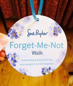 Registrations Open for Sue Ryder Forget-Me-Not-Walk ...