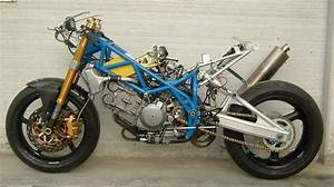 Sv650 Custom Built Frame Madness  U2013 Lwt Racer