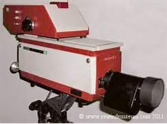 Vintage video cameras ...