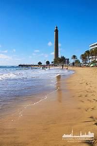 Strandbilder Auf Leinwand : bilder und fotos von gran canaria auf leinwand acrylglas alu dibond bestellen ~ Watch28wear.com Haus und Dekorationen