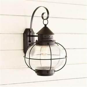 Charleston 1 light outdoor lantern traditional outdoor for Lantern style exterior lights