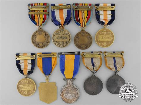 nine new york state decorations medals awards other united states america