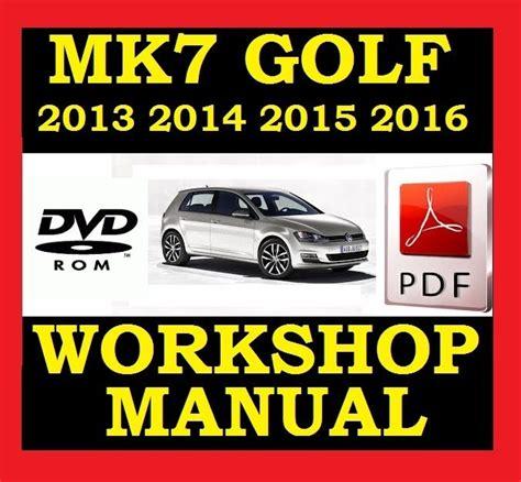 car engine repair manual 1988 volkswagen gti engine control vw volkswagen golf mk7 vii workshop service repair shop manual 2013 2014 2015 2016 workshop